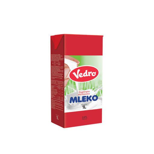 Slika Vedro mleko trajno 2.8% 1l